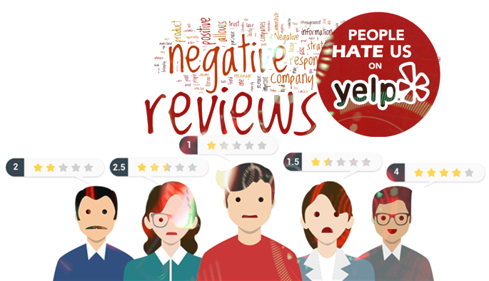 remove bad reviews from google